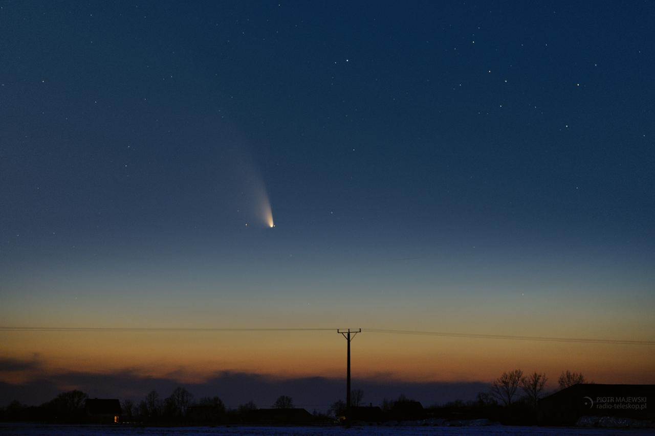 Kometa C/2011 L4 PanSTARRS