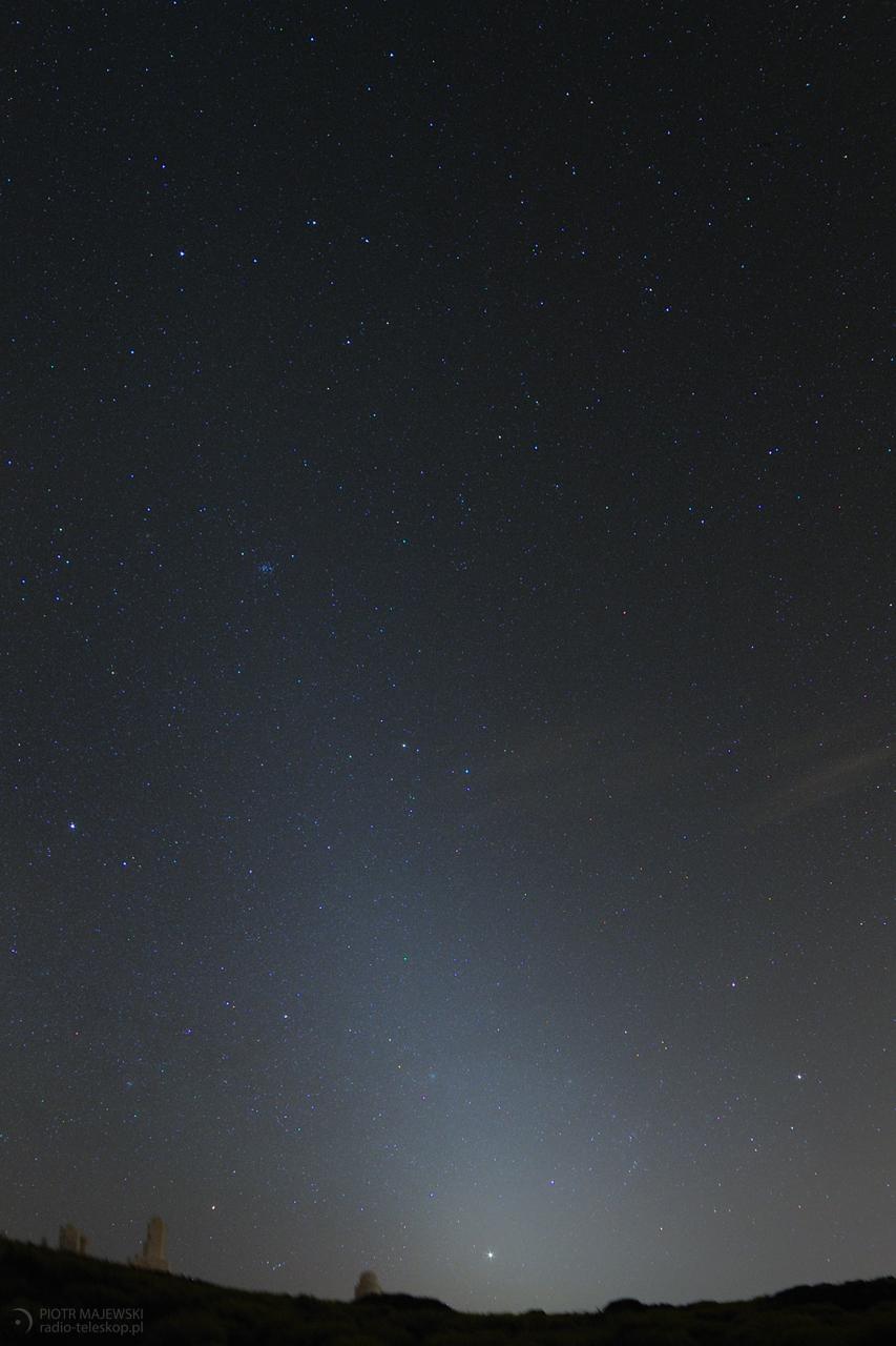 Światło zodiakalne