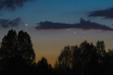 Merkury i Plejady