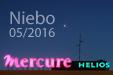"""SĄSIEDZI. Merkury nad hotelem Mercure """"Helios"""" w Toruniu."""