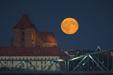 TORUŃ W PEŁNI. Pełnia Księżyca.