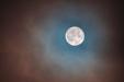 POGROMCA CHMUR. Superksiężyc.