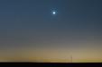 GWIAZDA JERZEGO. Złączenie Wenus, Marsa i Urana.