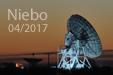 MAŁY CEL MAŁEGO. Merkury nad radioteleskopami CA UMK sfotografowany 24 marca 2017 roku.