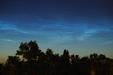 ELECTRIC BLUE WIND. Obłoki Srebrzyste (NLC).