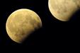 KSIĘŻYCOWE BISZKOPTY. Częściowe zaćmienie Księżyca 7 sierpnia 2017 roku.