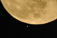 ZABAWA W CHOWANEGO. Zakrycie Regulusa przez Księżyc 8 grudnia 2017 roku.
