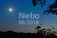 BLIŹNIĘTA DO PARY. Księżyc, Wenus i Bliźnięta nad Jeziorem Gopło.