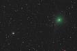 KOMETA MAŁEGO KRÓLA. Kometa C/2018 Y1 Iwamoto i Regulus.