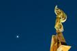 SPOJRZENIE NA WENUS. Wenus i posąg Fortuny w Toruniu.