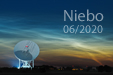 NOCNA ZJAWA. Obłoki Srebrzyste (NLC) i radioteleskop RT-4.