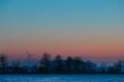 MROŹNY MERKURY. Merkury nad Jeziorem Gopło.
